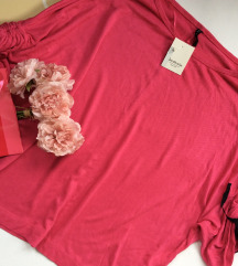 Stradivarius pink bluza