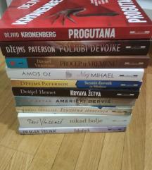 Knjige po 200din