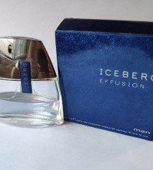 Effusion Iceberg Men 75ml