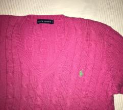Ralph Lauren pink dzemper