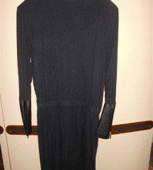 Legend crna xl pamucna haljina