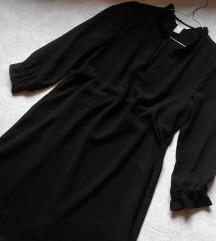 🖤  H&M Black Chiffon Dress🖤