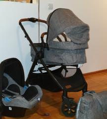 Kolica za bebu 2u1