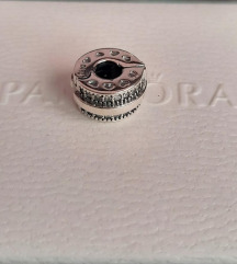 Pandora Sparkling klipsa srebro s925