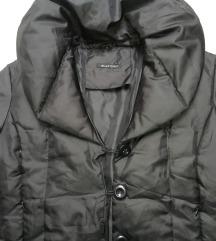 BLASTING kratka crna perjana jakna