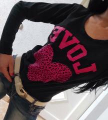 Bluza crna