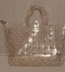 Nova Zara torba , providna
