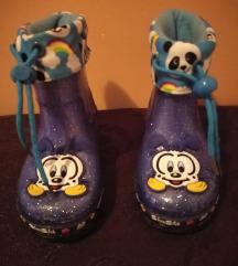 Decije gumene cizme, Miki maus