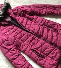 Roza zimska jakna