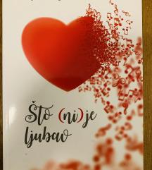 Knjiga: Što nije ljubav