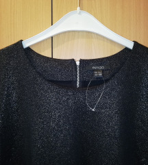 Svetlucana haljina XL (NOVO)