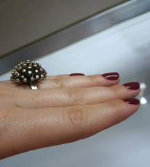 Prsten srebrn