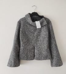 ORCA PARIS vuna/svila zimska bluza NOVO