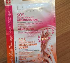Eveline piling i serum za ruke
