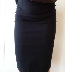 Crna poslovna suknja Orsay - XS/S