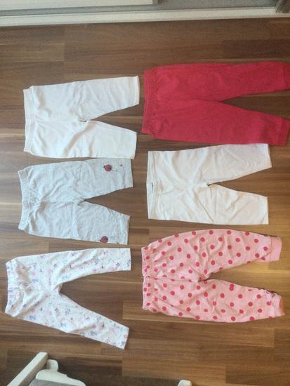 6 letnjih helankica/pantalonica