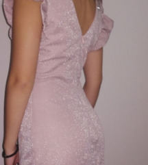 Nova roze haljina