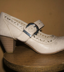 Krem cipele Graceland vel 39 savršene