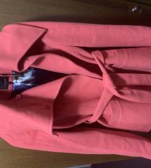 ted baker belted warp coat