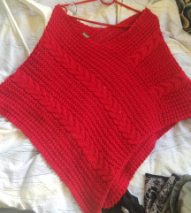 Crveni ponco