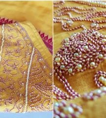 RezPaul Ropp pamučna suknja ručni rad, original