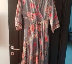 Svečana cvetna haljina