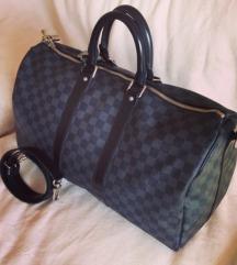 Keepall Bandouliere 55  Louis Vuitton