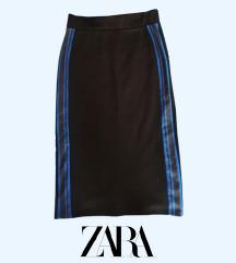 Zara Suknja Athletic