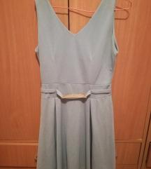 Svetlo plava haljina
