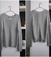 Calliope srebrni džemper