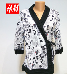 H&M kimono ogrtac vel L