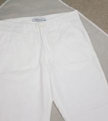 Muske bele pantalone - novo samo etiketa skinuta