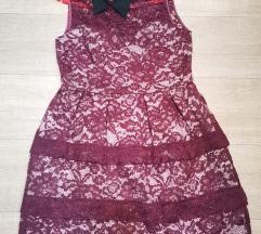 Rinascimento čipkana haljina