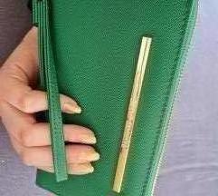 Stevs Madden original zeleni novčanik