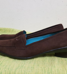 Salvatore Ferragamo   kozne cipele  40/26  NOVO