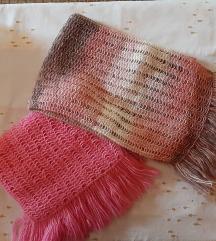 Ručno pleteni šalovi