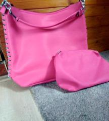 Roze torba