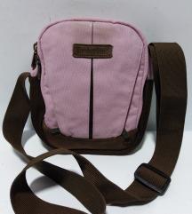 Timberland torbica original100%koža platno