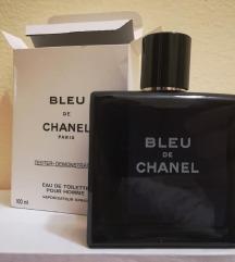 Bleu de Chanel edt tester NOV 100ML SNIŽENO