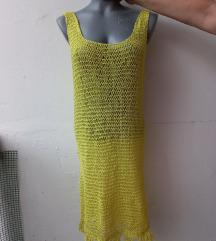 Extra NENOSENA haljina za plazu KIVI boja