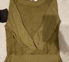 Maslinasto zelena bluza /kosulja