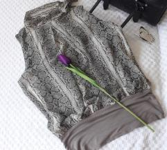 DANAS  450  Animal print majica ✿**✿s/m