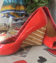 Otvorene cipele 38