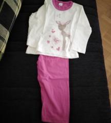 Pidžama za devojčice NOVA