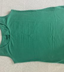 Zelena majica na bretele