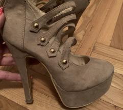 Cipele na platformu prelepe