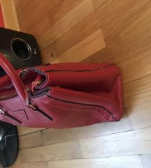 Crvena  torba /1200