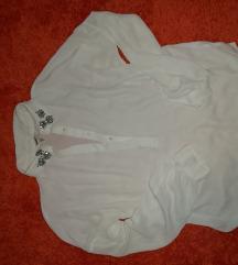 Elegantna bluza sa cirkonima