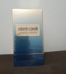 Roberto Cavalli Paradiso Azzuro 75ml edp