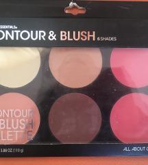 Contour & blush
